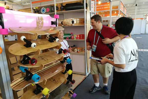 FYS Board at 122th Canton Fair