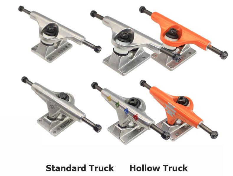custom skateboard truck 1