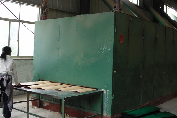 Skateboard manufacturing equipment-dryer machine