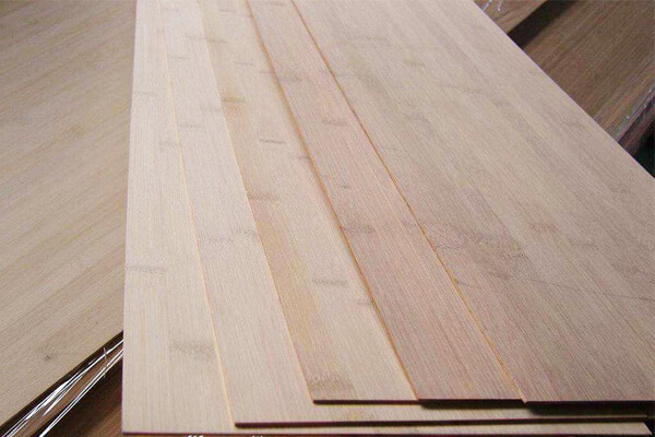 skateboard bamboo veneer