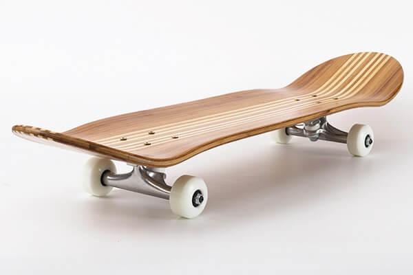 REGENERATO bamboo skateboard 1