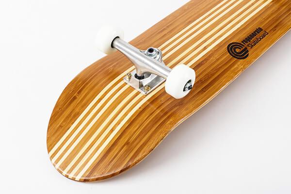 REGENERATO bamboo skateboard 2