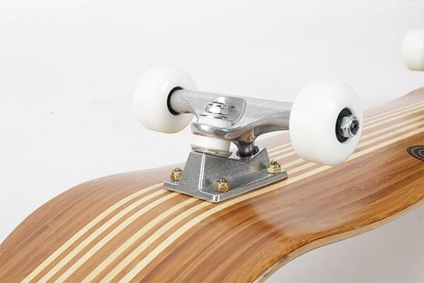 REGENERATO bamboo skateboard 3